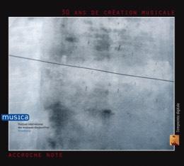 30 ans de création musicale / Accroche note