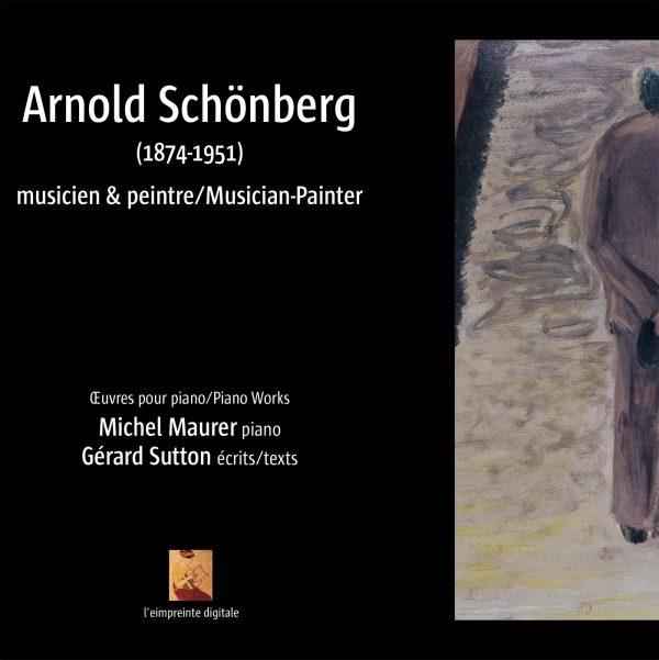 Œuvres pour piano Arnold SCHÖNBERG