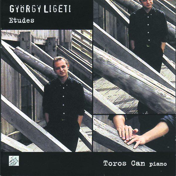 Etudes pour piano Ligeti Toros Can