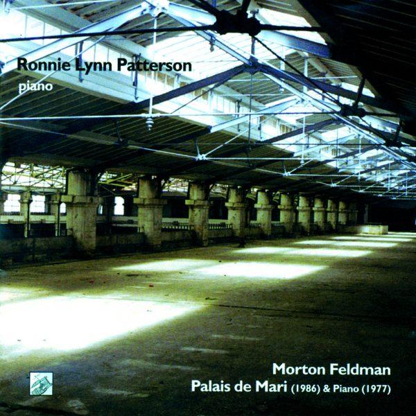 Œuvres pour piano Morton Feldman