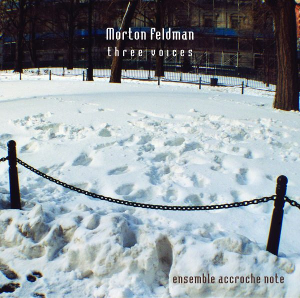 THREE VOICES MORTON FELDMAN
